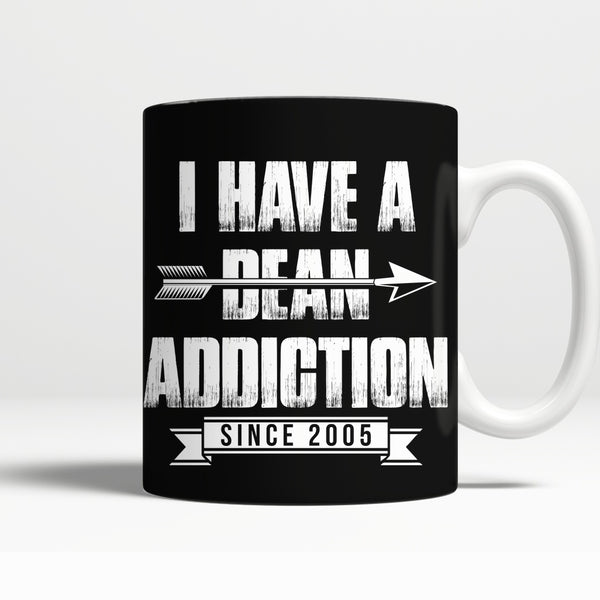 Dean Addiction - Mug - Drinkwear - Supernatural-Sickness - 1