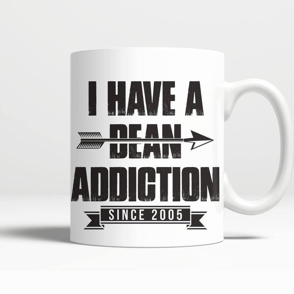 Dean Addiction - Mug - Drinkwear - Supernatural-Sickness - 3