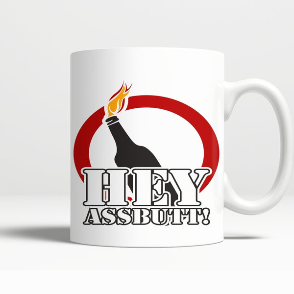 Hey Assbutt - Mug - Drinkwear - Supernatural-Sickness - 3