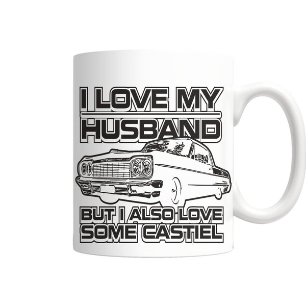 I Also Love Some Castiel - Mug - Drinkwear - Supernatural-Sickness - 3