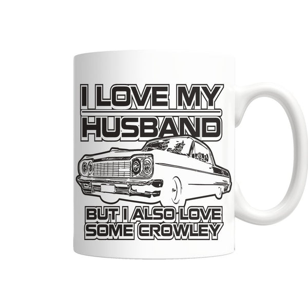 I Also Love Some Crowley - Mug - Drinkwear - Supernatural-Sickness - 3