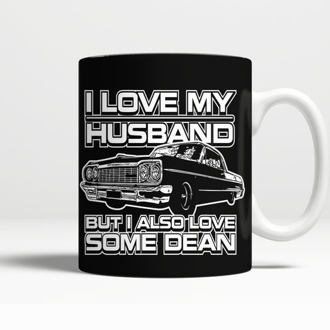 I Also Love Some Dean - Mug - Drinkwear - Supernatural-Sickness - 4
