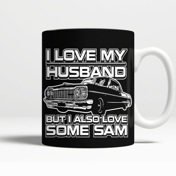 I Also Love Some Sam - Mug - Drinkwear - Supernatural-Sickness - 1