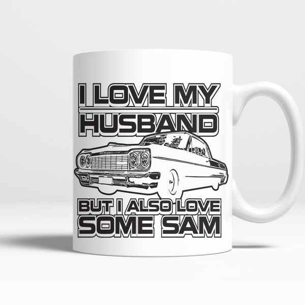 I Also Love Some Sam - Mug - Drinkwear - Supernatural-Sickness - 3