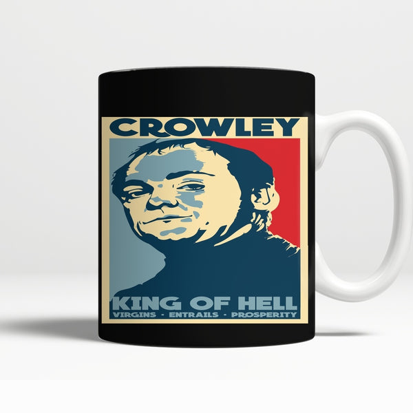 King Of Hell - Mug - Drinkwear - Supernatural-Sickness - 1