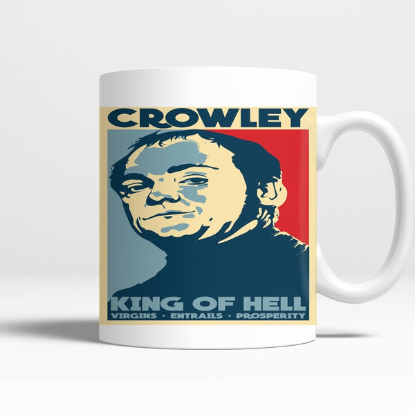 King Of Hell - Mug - Drinkwear - Supernatural-Sickness - 3