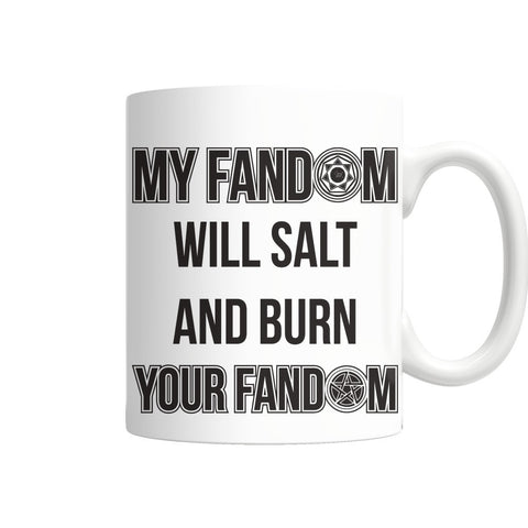 My Fandom - Mug - Drinkwear - Supernatural-Sickness - 1