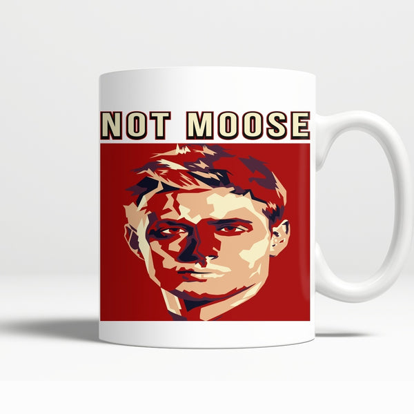 Not Moose - Mug - Drinkwear - Supernatural-Sickness - 3