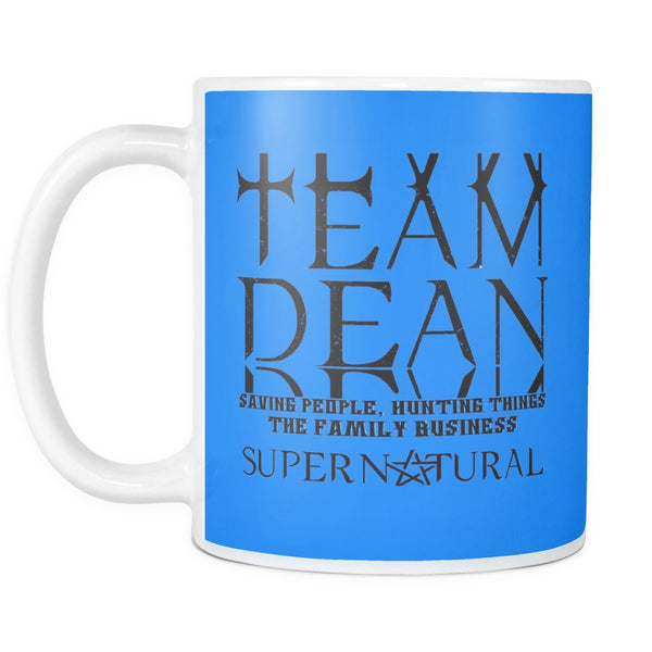 Team Dean - Mug - Drinkwear - Supernatural-Sickness - 2
