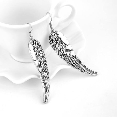 Angel Wings Earrings (Free Shipping) - Earrings - Supernatural-Sickness - 1