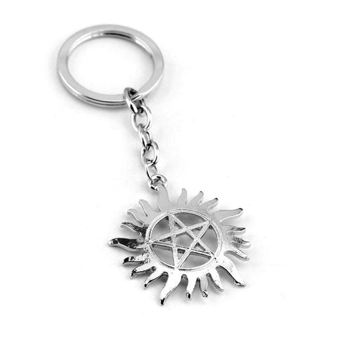 Anti Possession Keychain (Free Shipping) - Keychain - Supernatural-Sickness