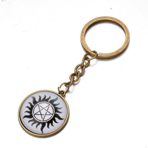 Supernatural Anti Possession Keychain (Free Shipping) - Keychain - Supernatural-Sickness - 2