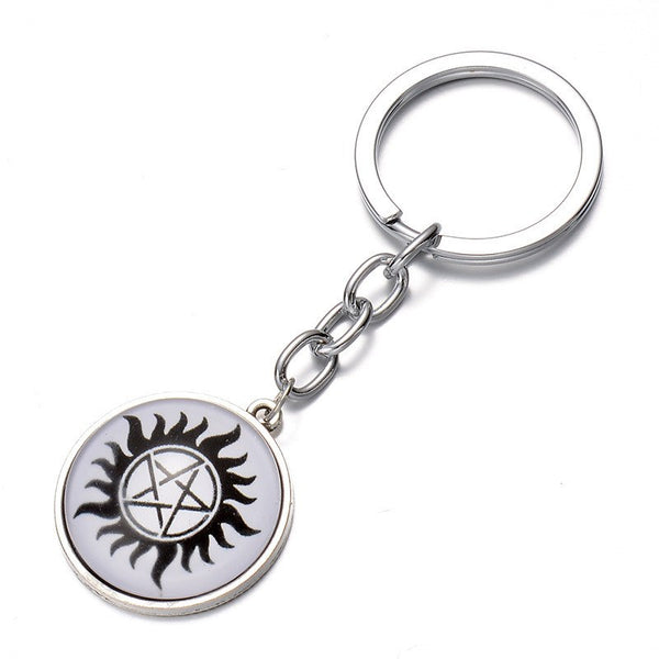 Supernatural Anti Possession Keychain (Free Shipping) - Keychain - Supernatural-Sickness - 3