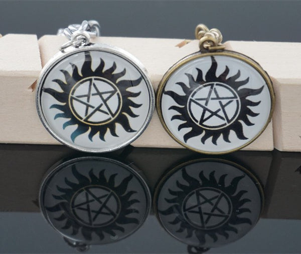 Supernatural Anti Possession Keychain (Free Shipping) - Keychain - Supernatural-Sickness - 6