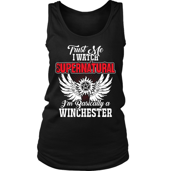 I'm Basically a Winchester