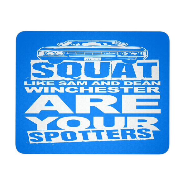 Are your Spotters - Mousepad - Mousepads - Supernatural-Sickness - 3