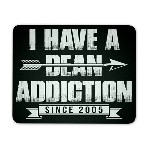 Mousepads - Dean Addiction - Mousepad