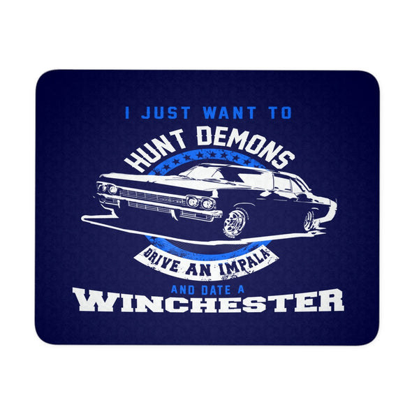 Hunt Demons - Mousepad - Mousepads - Supernatural-Sickness - 2