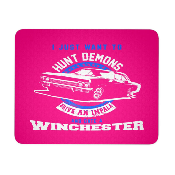 Hunt Demons - Mousepad - Mousepads - Supernatural-Sickness - 4
