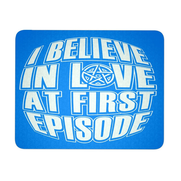 I Believe In Love - Mousepad - Mousepads - Supernatural-Sickness - 2