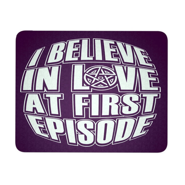 I Believe In Love - Mousepad - Mousepads - Supernatural-Sickness - 3