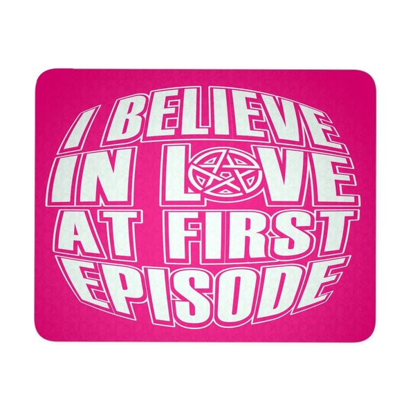 I Believe In Love - Mousepad - Mousepads - Supernatural-Sickness - 4