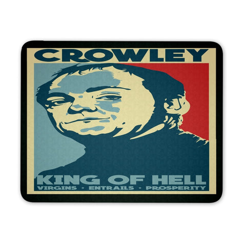 King Of Hell - Mousepad - Mousepads - Supernatural-Sickness