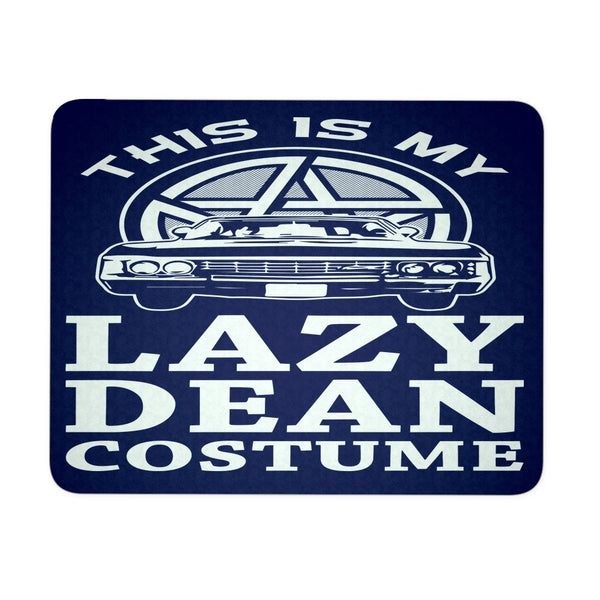 Lazy Dean - Mousepad - Mousepads - Supernatural-Sickness - 1
