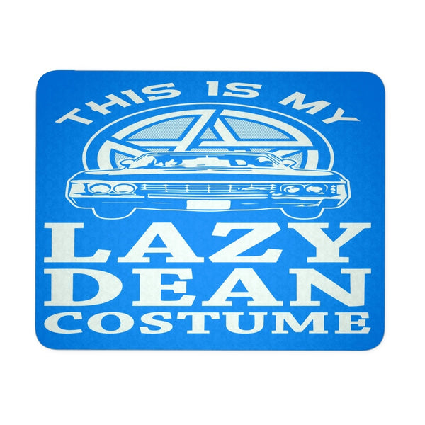 Lazy Dean - Mousepad - Mousepads - Supernatural-Sickness - 2