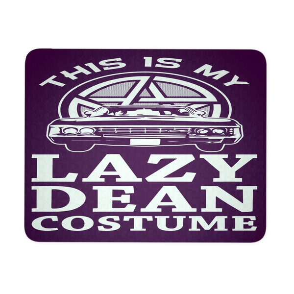 Lazy Dean - Mousepad - Mousepads - Supernatural-Sickness - 3
