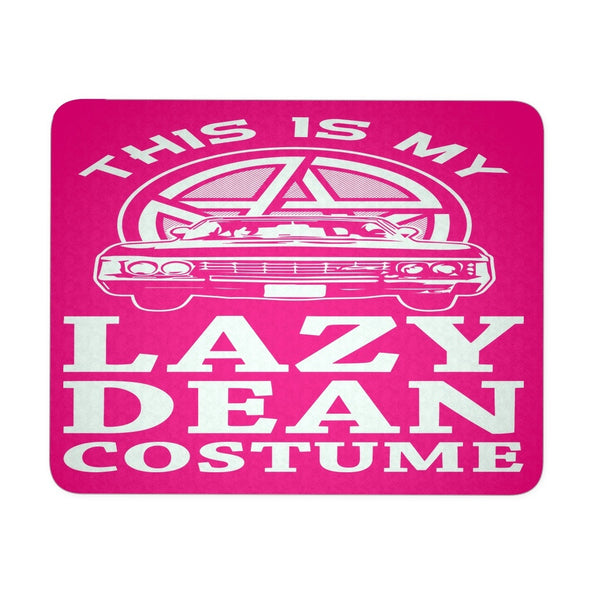 Lazy Dean - Mousepad - Mousepads - Supernatural-Sickness - 4