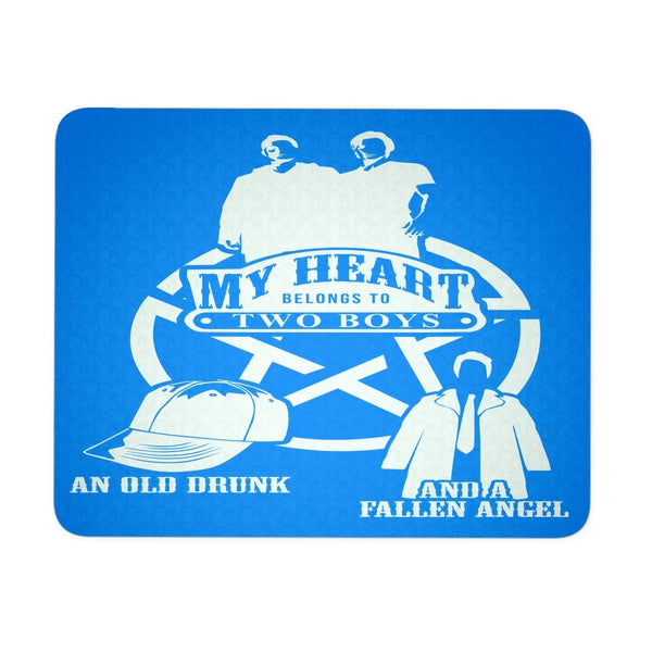 My Heart - Mousepad - Mousepads - Supernatural-Sickness - 2