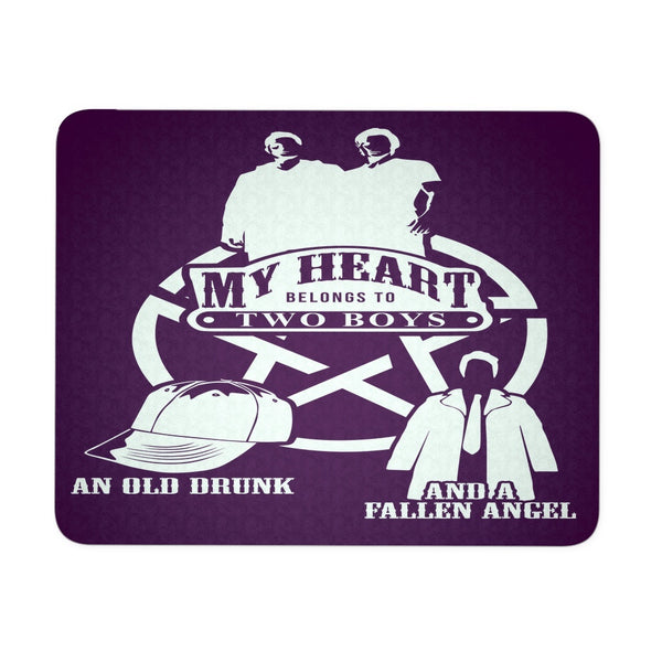My Heart - Mousepad - Mousepads - Supernatural-Sickness - 3
