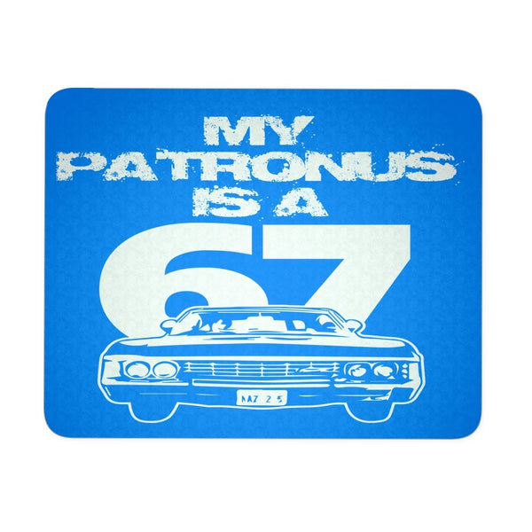 My Patronus - Mousepad - Mousepads - Supernatural-Sickness - 2