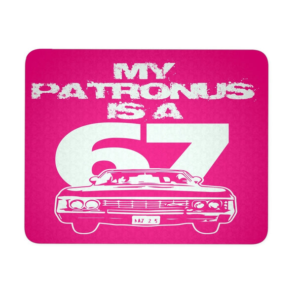 My Patronus - Mousepad - Mousepads - Supernatural-Sickness - 4
