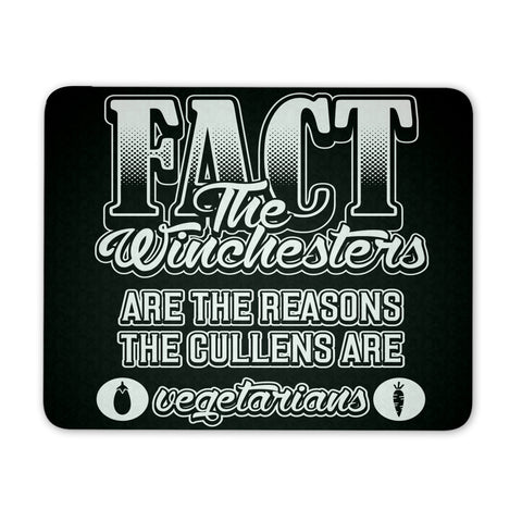 The Winchesters - Mousepad - Mousepads - Supernatural-Sickness