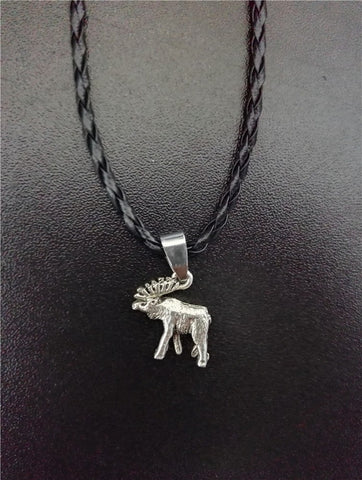 Sam Winchester Moose Necklace - Necklace - Supernatural-Sickness