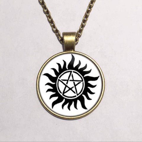 Anti Possession Necklace (Free Shipping) - Necklace - Supernatural-Sickness - 1