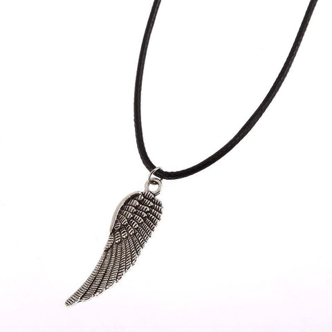 Supernatural Angel Wing Necklace (Free Shipping) - Necklace - Supernatural-Sickness - 1