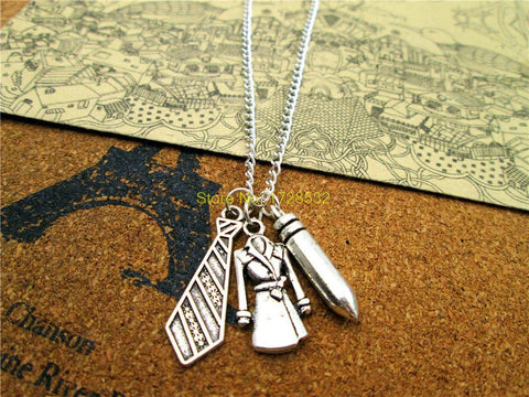Supernatural Castiel Necklace - Necklace - Supernatural-Sickness