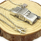 Supernatural Dean Winchester Car With License Plate Necklace (Free Shipping) - Necklace - Supernatural-Sickness - 2