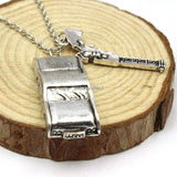 Supernatural Dean Winchester Car With License Plate Necklace (Free Shipping) - Necklace - Supernatural-Sickness - 5