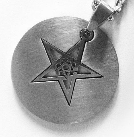 Supernatural Metal Star Amulet Pendant Necklace (Free Shipping) - Necklace - Supernatural-Sickness - 1