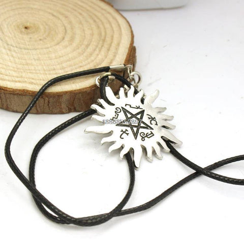 Supernatural Star Shaped Necklace (Free Shipping) - Necklace - Supernatural-Sickness - 1