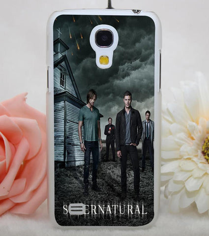 Supernatural Transparent Hard Phone Case for Samsung (Free Shipping) - Phone Case - Supernatural-Sickness - 1