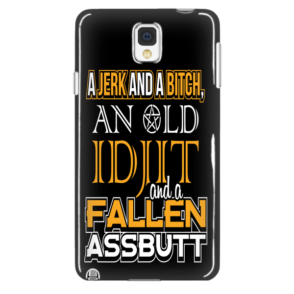 Fallen Idjit - Phone Cover - Phone Cases - Supernatural-Sickness - 2