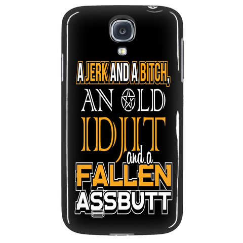 Fallen Idjit - Phone Cover - Phone Cases - Supernatural-Sickness - 3
