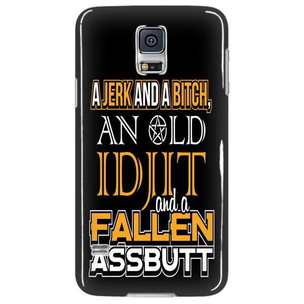 Fallen Idjit - Phone Cover - Phone Cases - Supernatural-Sickness - 4