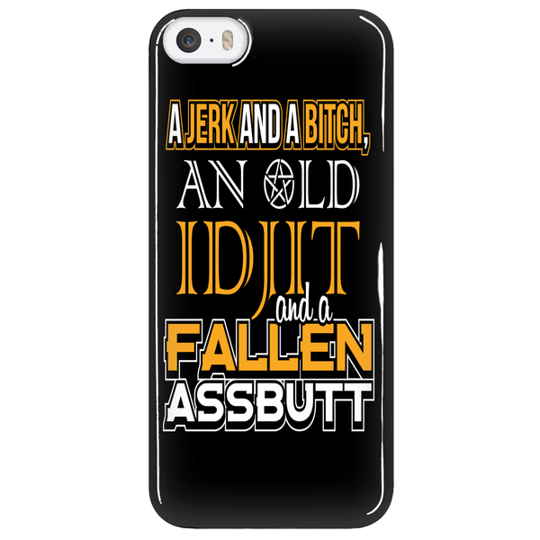 Fallen Idjit - Phone Cover - Phone Cases - Supernatural-Sickness - 5