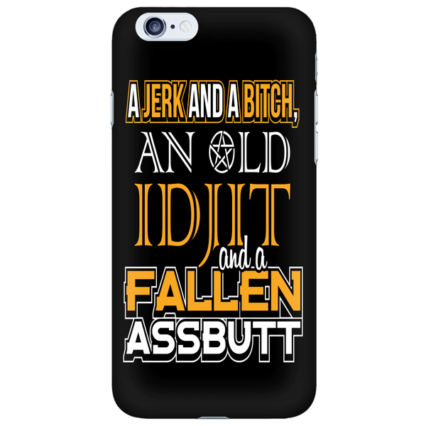 Fallen Idjit - Phone Cover - Phone Cases - Supernatural-Sickness - 6